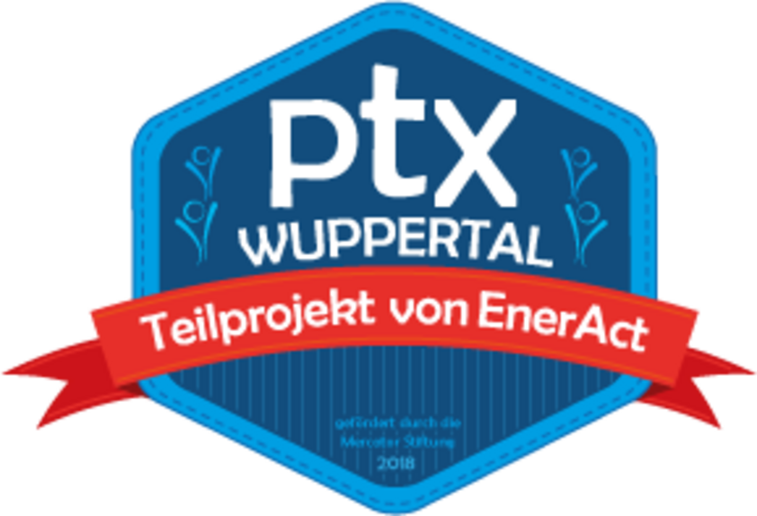 EnerAct PTX Project Logo