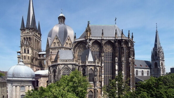 Dome of Aachen