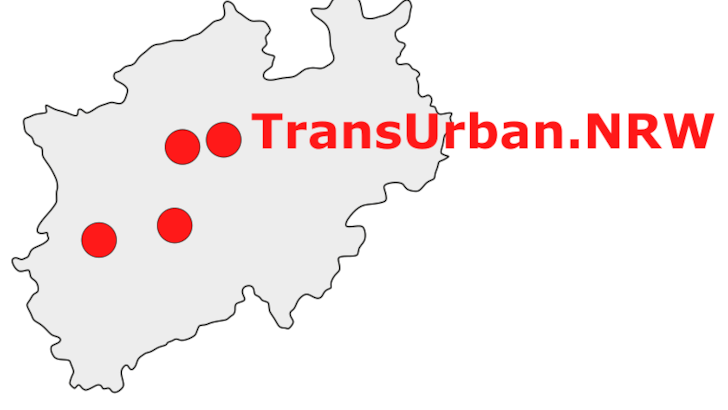 TransUrban.NRW Locations